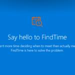 FindTime – et Office365-alternativ til Doodle